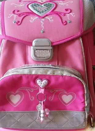 Ранец,каркасный рюкзак от hama step by step