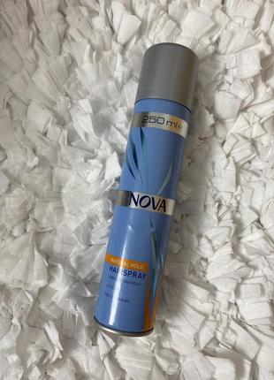 Лак nova для волос супер фиксации 250 мл