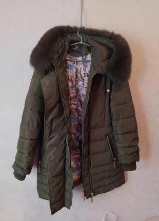 Пуховик, курточка, зимний пуховик, теплпя курточка