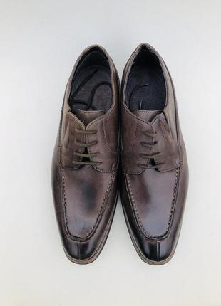 Мужские туфли brown (ky12001)