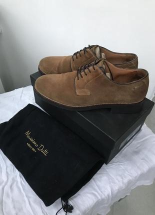 Туфли замшевые идеальные