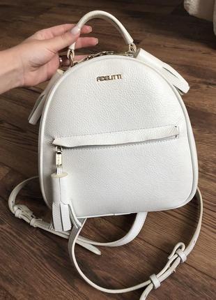 Fidelitti рюкзак оригинал кожа