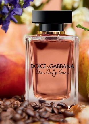 Парфюм dolce & gabbana the only one eau de parfum