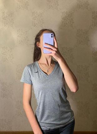 Nike футболка для девушки
