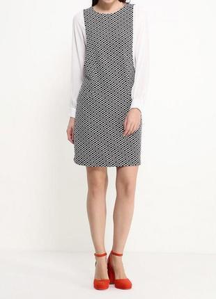 Шикарное платье,сарафан обманка от wallis англия