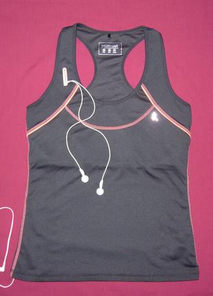 Майка workout by atmosphere спортивная футболка фитнеса run спорта бега nike asics adidas