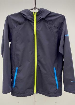 Детская ветровка columbia , 10-12 для мальчика , куртка , кофта