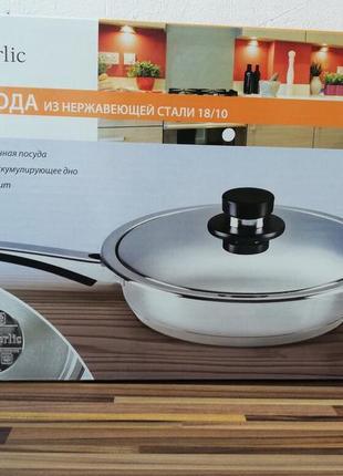 Сковороды нержавеющая сталь