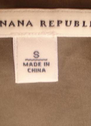 Платье banana republic оригинал шелк