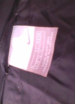 Куртка пуховик nike-s4