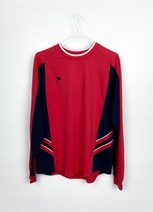 Лонгслив patrick soccer shirt ls