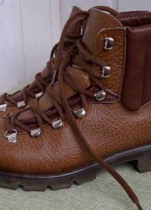 Походные треккинговые ботинки м аlpin