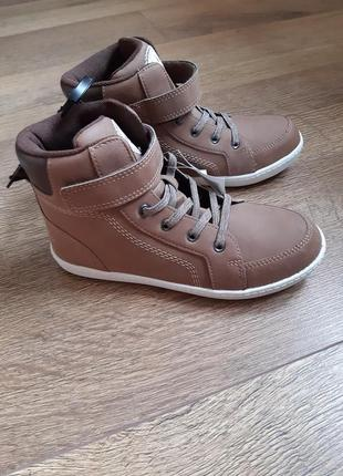 Крутейшие фирменные демисезонные ботинки