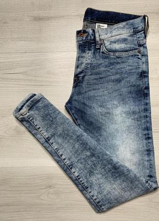 Стрейчеві чоловічі джинси h&m