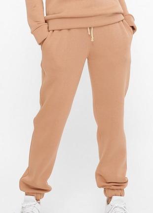 Теплые брюки на флисе 42-54