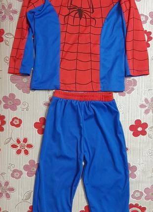 Костюм спайдермен человек паук spiderman