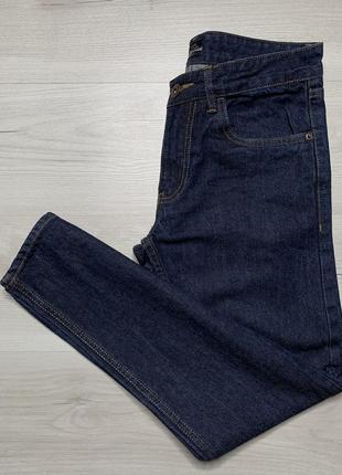 Приталені плотні джинси easy