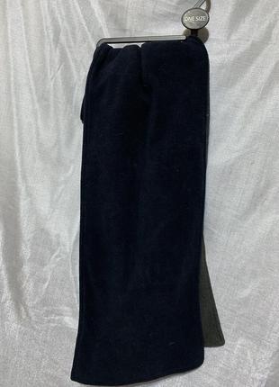 Флисовый шарф main