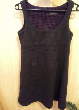 Продам сарафан(платье) marco polo,оригинал,80 %(virgin wool)шерсть