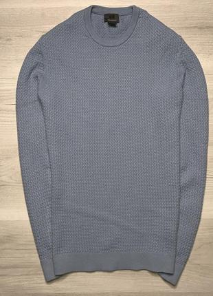 Тоненький чоловічий светерок h&m