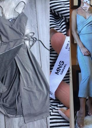 Платье mango текущая коллекция s