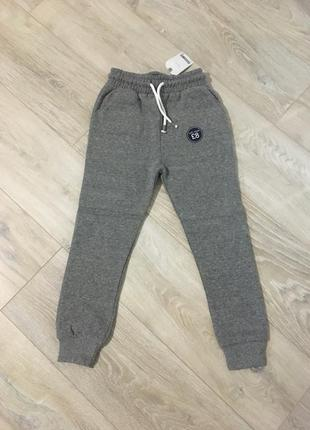 Новые тёплые спортивные штаны next некст