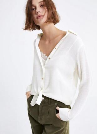 Блуза-майка зара