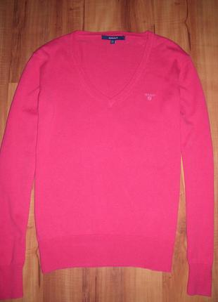 Женский свитер gant usa -premium cotton( levis marc guess prada jacobs