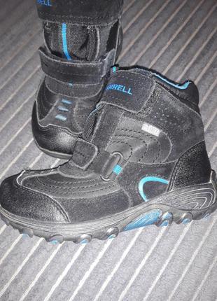 Ботинки термо  merrell