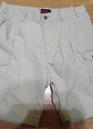 Фирменные шорты fjallraven g-1000