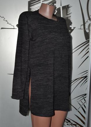 Большой выбор верхней одежды разных размеров и фасонов кофта легкая с разрезами