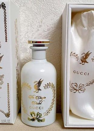 Gucci the virgin violet_original_eau de parfum 3 мл затест_парфюм.вода_остаток