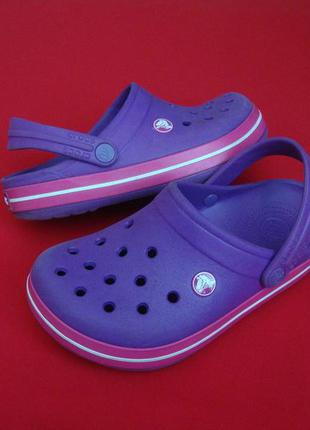 Сандалии crocs оригинал -35 размер