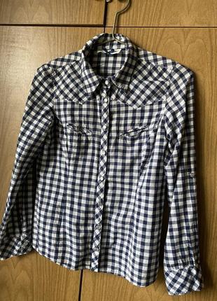 Рубашка oasis jeans