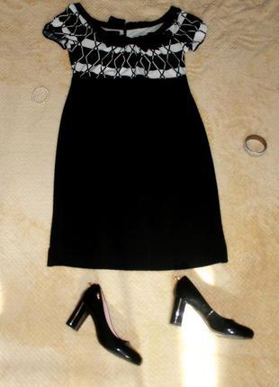 Черно-белое платье verda!!!