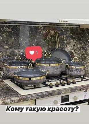Набор из элитной серии посуды от brioni🌾
