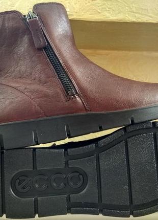 Ботинки cапоги ecco bella tan (36р) оригинал! -20%