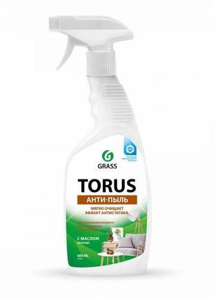 """Очиститель-полироль для мебели grass """"torus"""" 600 мл.тригер"""
