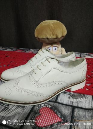 Туфлі-оксфорди