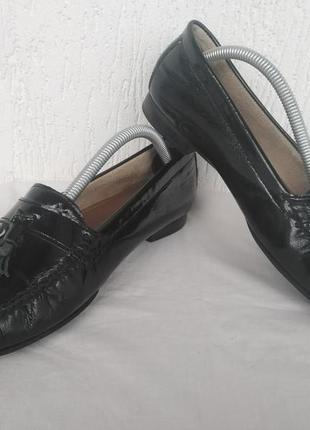 Туфли кожанние pavers  р.37