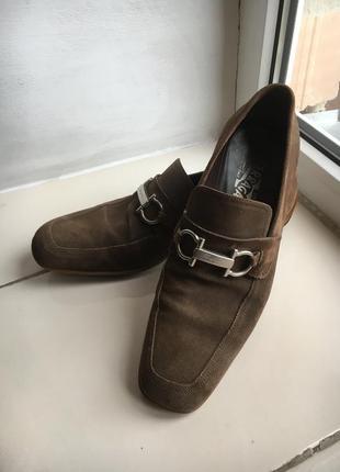 Туфлі salvatore ferragamo