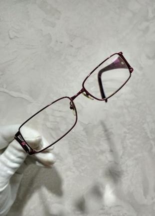 Очки, оправа versace. оригинал mod. 1132