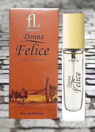 Парфюмерная вода для женщин donna felice 15ml