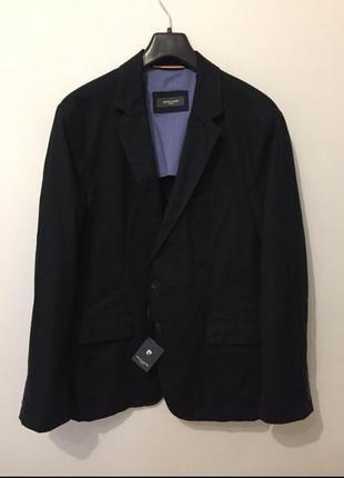 Черный пиджак, новый