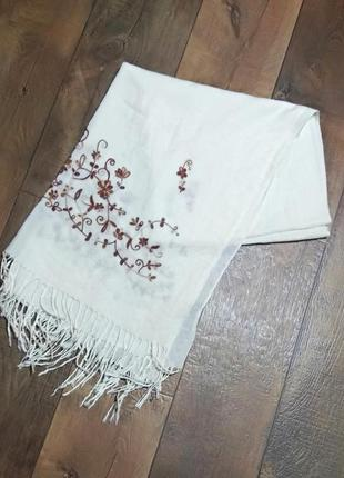 Шаль платок палантин шарф накидка хомут