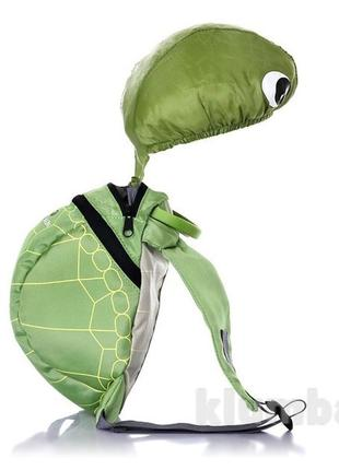 Детский рюкзак рюкзачек littlelife черепаха с поводком вожжи