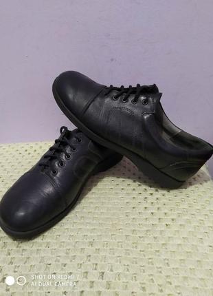 Кожаные туфли helvesko