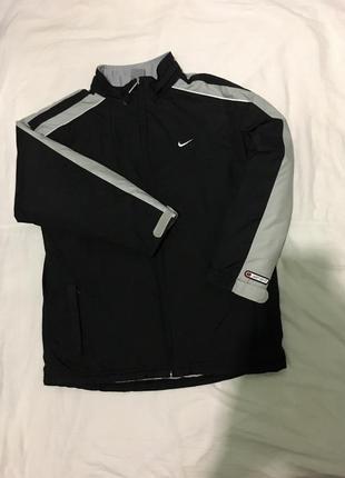 Куртка новая nike оригинальная пуховик парка