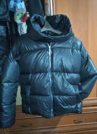 Дутая оверсайз куртка 2020-🍁 xs s