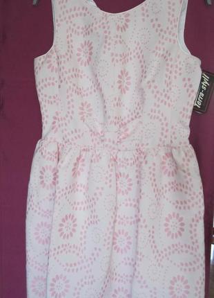 Нарядное милое платье польского бренда tatuum terra-styll